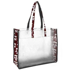 Aggie Fan clear beach tote only $12.95 at Football Fanatics!  Don't worry your team is listed too!