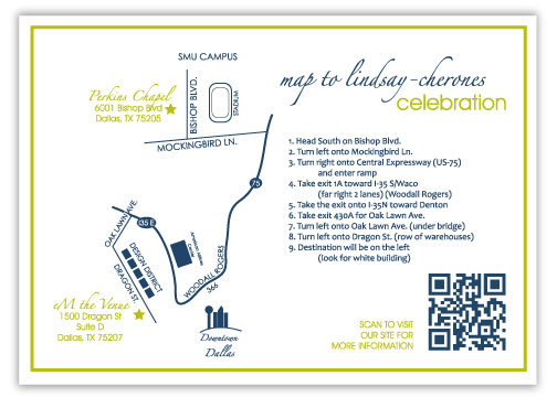 QR Codes Makes Its Way To Your Wedding Invitation