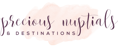 Precious Nuptials + Destinations: The Blog