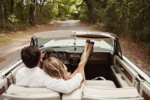 Honeymoon Trend :: Road Trip in the States