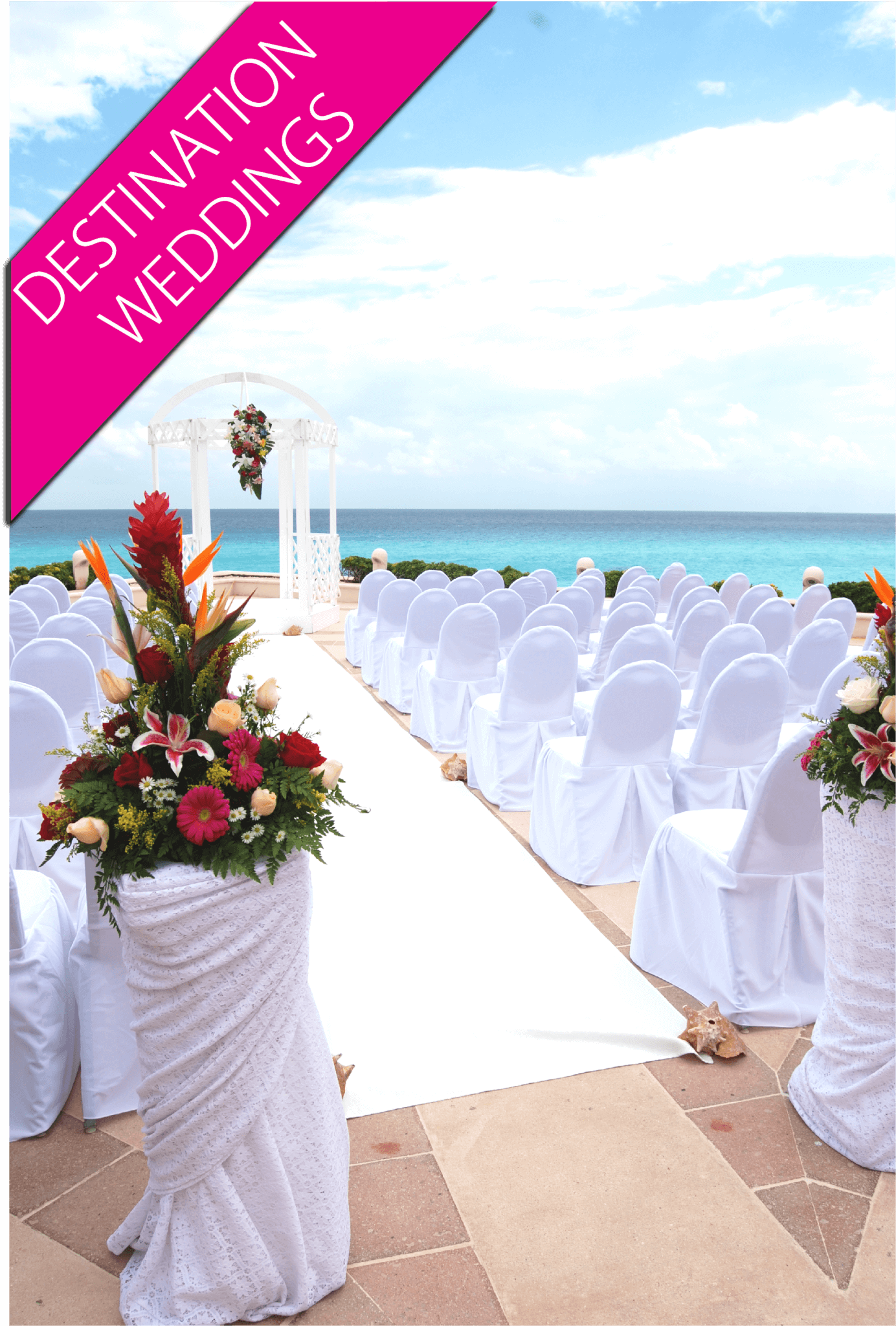 Destination weddings houston wedding planners mexico for Plan a destination wedding